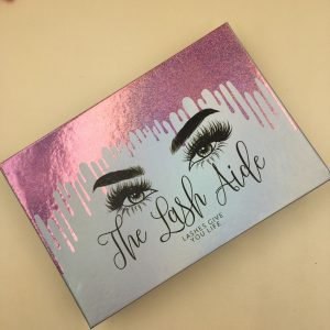 Custom Lash Book